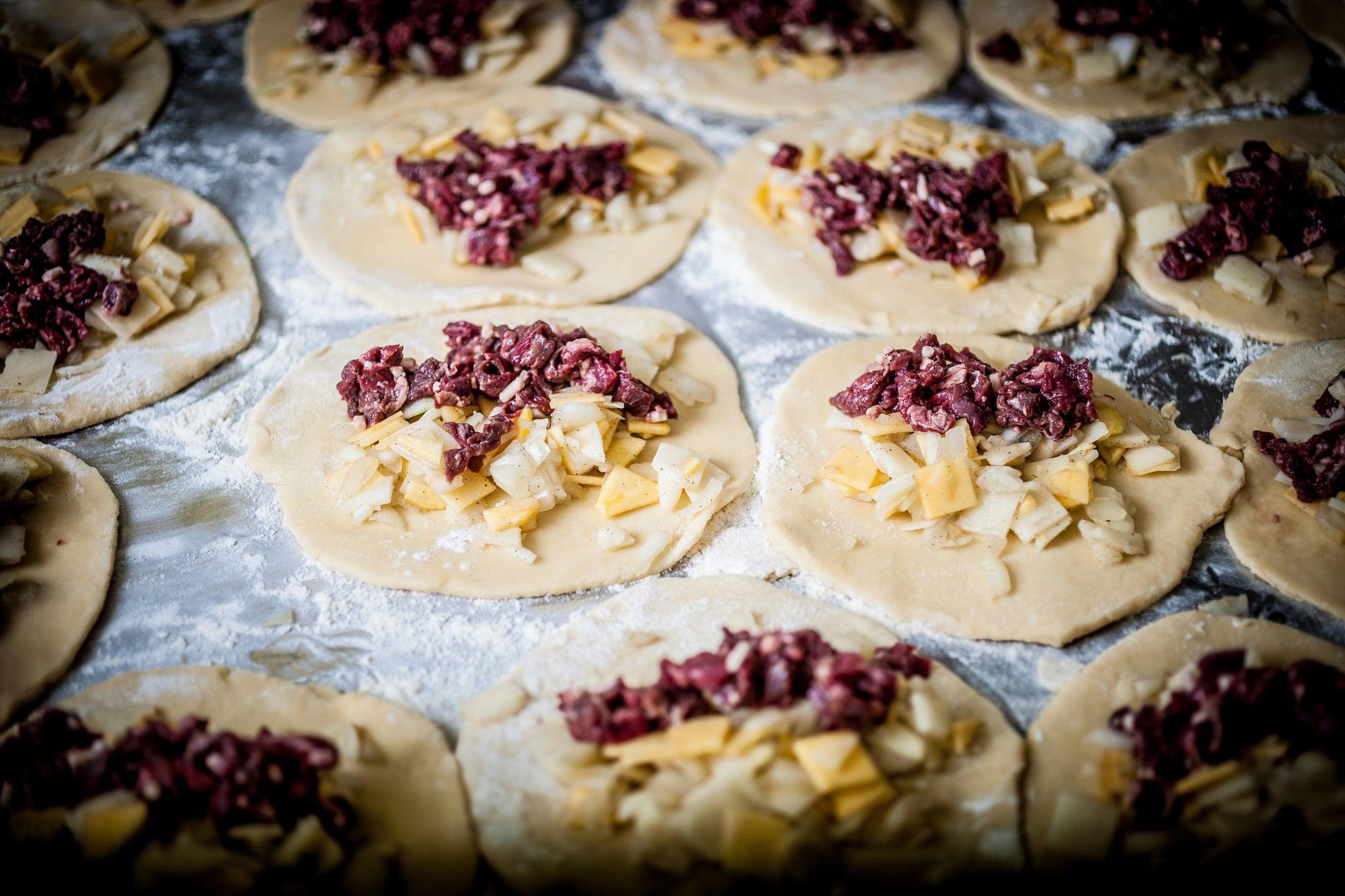Buy Etherington's Cornish pasties online