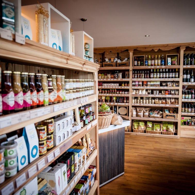 Farm Shop in Cornwall