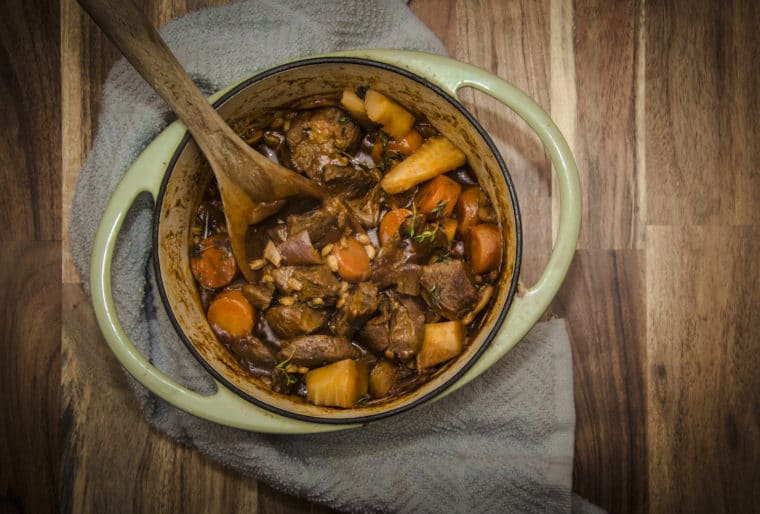 Etherington's Beef Shin Stew recipe